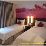 Fave Hotel Seminyak, bedroom