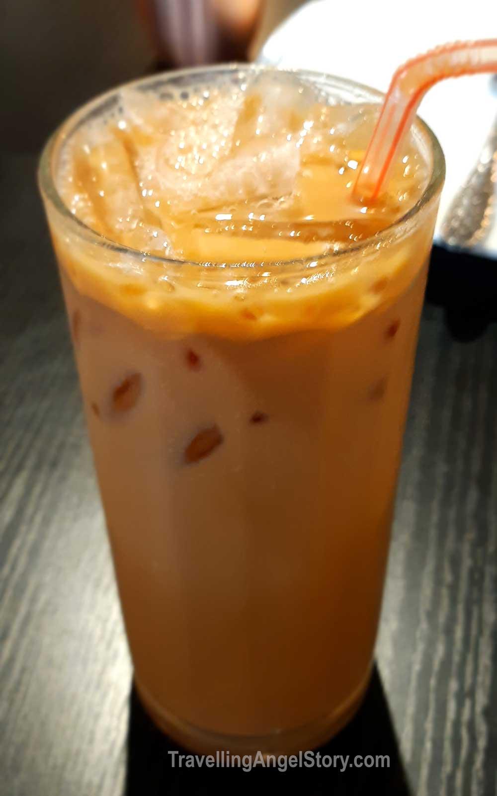 Thai Tea in Bangkok