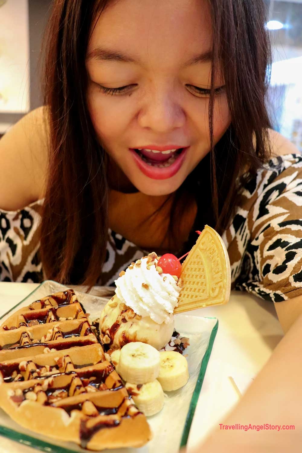 Swensen's ice cream and I