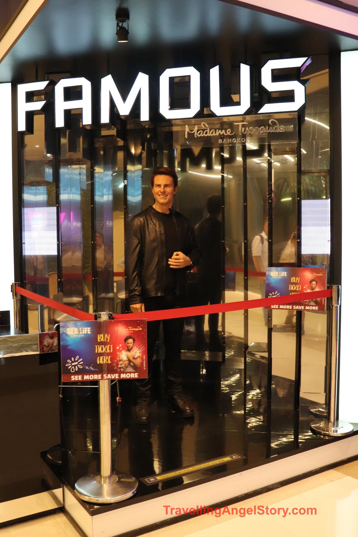 Madame Tussauds Bangkok Promotion