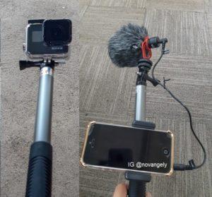 Tongsis GoPro