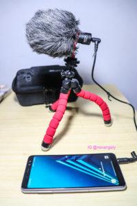 Hp untuk Vlog