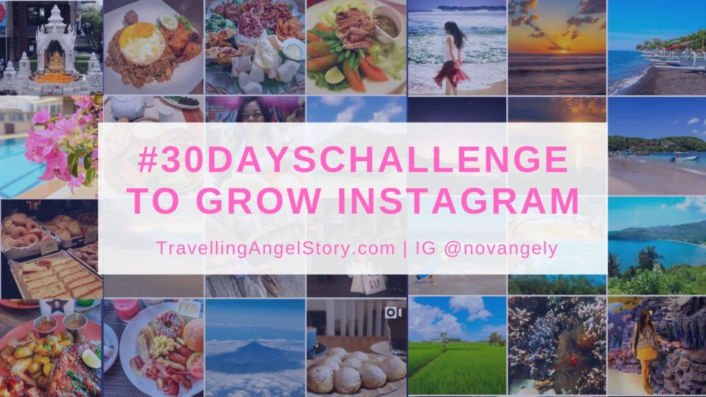 What I learned from #30dayschallenge to Grow Instagram